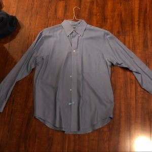 Blue Roundtree & Yorke button down